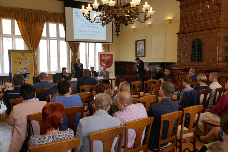 """""""Warmińsko-Mazurskie 2030. Strategia rozwoju społeczno-gospodarczego"""""""