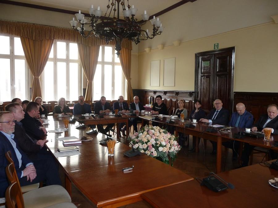 Posiedzenie Komisji Bezpieczeństwa i Porządku - 15.03.2019